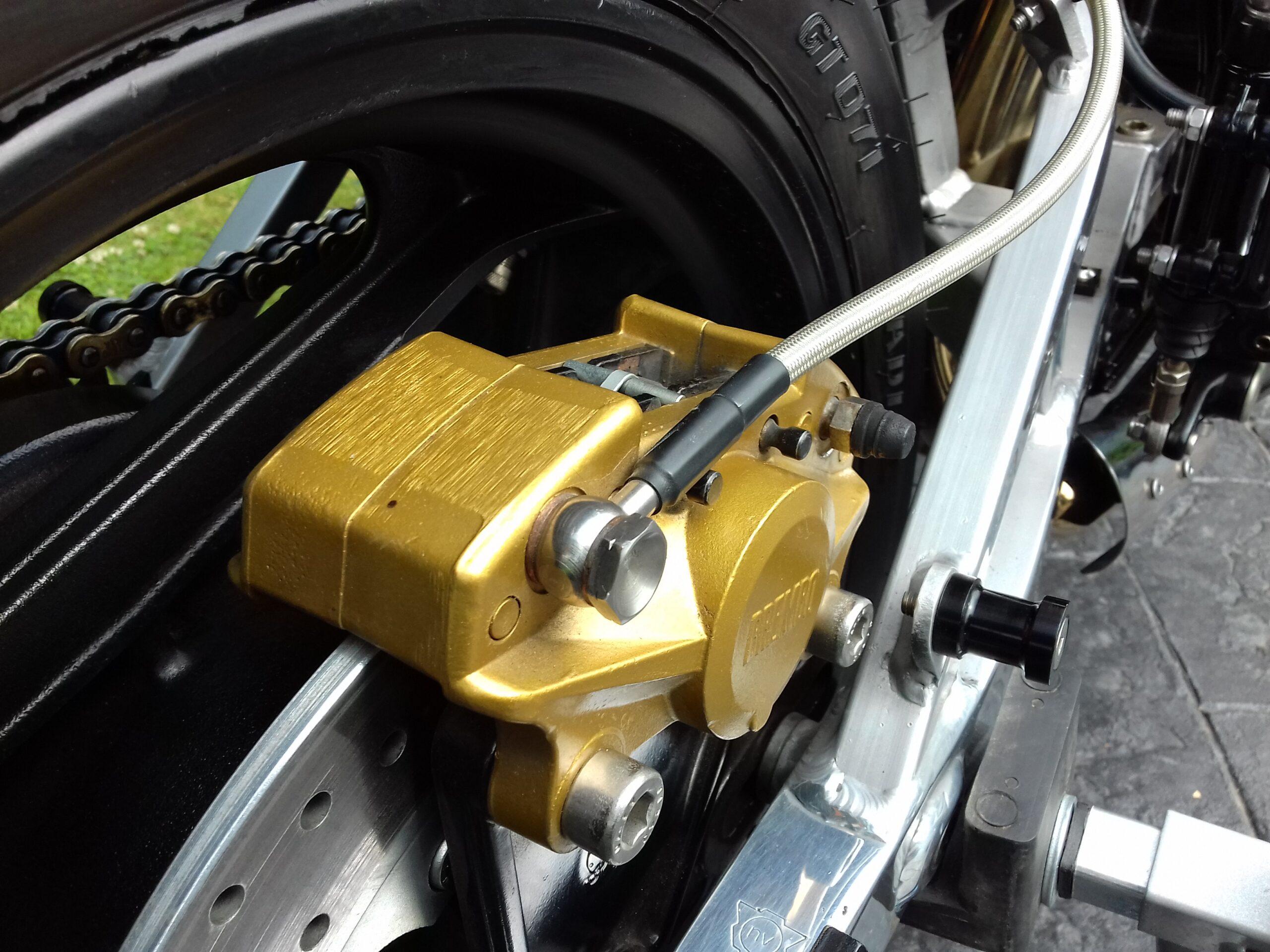 Ducati 750 SPORT Café Racer CUSTOM BUIL