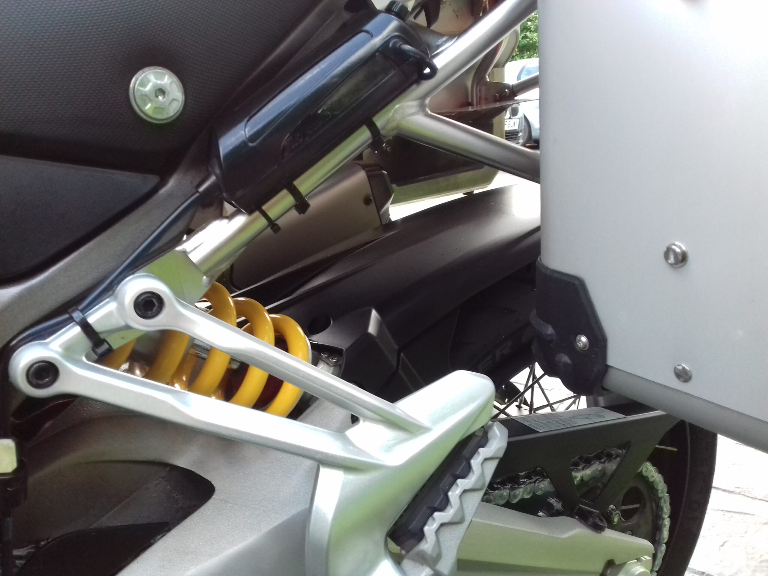 DUCATI MULTISTRADA 1200 ENDURO FULL TOURING PACK MASSIVE SPECIFICATION TERMIGNONI EXHAUST.