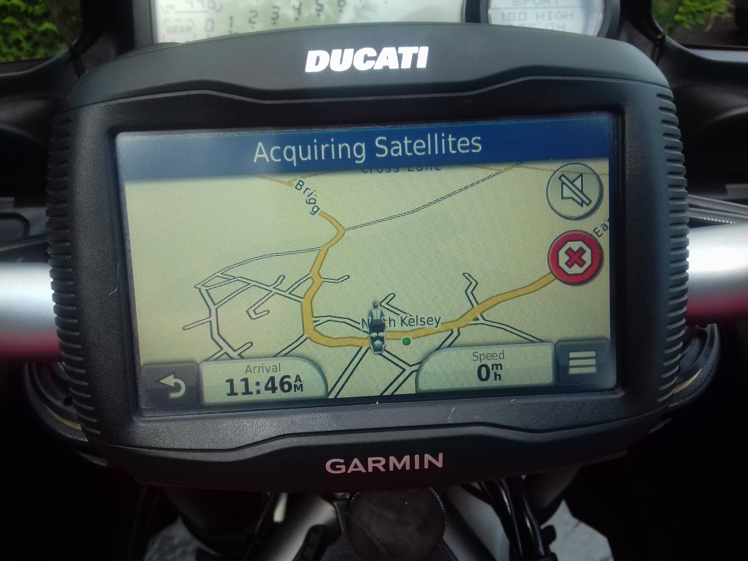 DUCATI MULTISTRADA 1200 FULL LUGGAGE-SAT NAV-TERMIGNONI EXHAUST