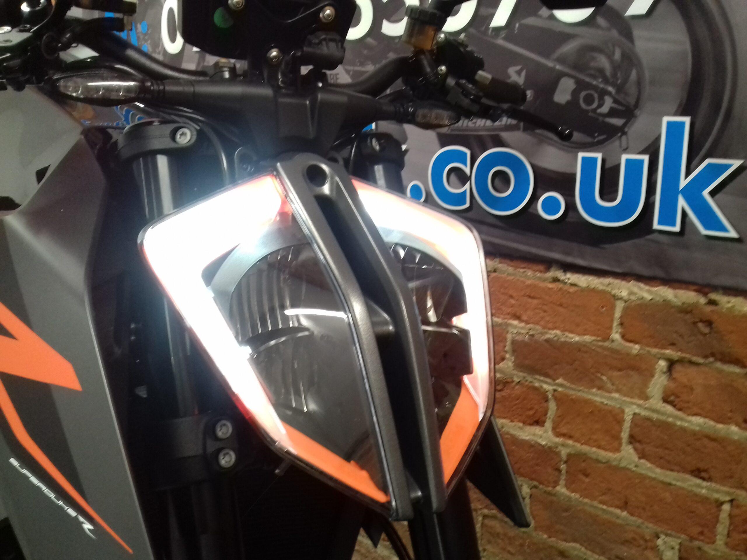 "KTM SUPERDUKE R 1290R AKRAPOVIC ULTRA LOW MILEAGE ""TRACK PACK STUNNING"""