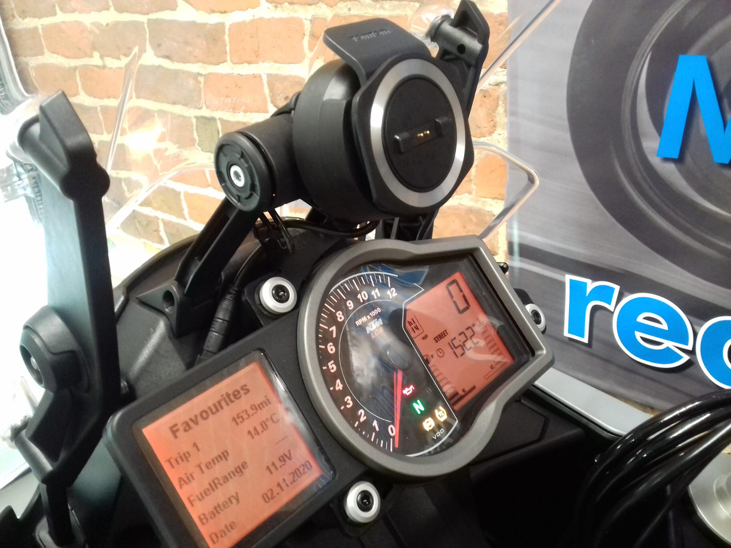 2015 KTM 1050 ADVENTURE FULLY LOADED FULL KTM SERVICE HISTORY