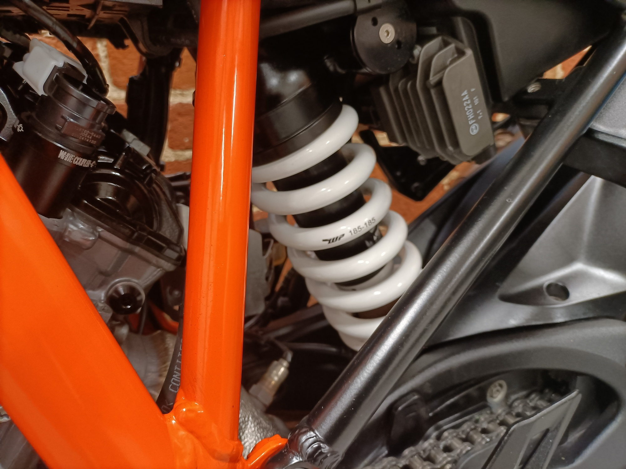 2017 KTM 1290 SUPERDUKE GT FULL KTM HISTORY POWER PARTS